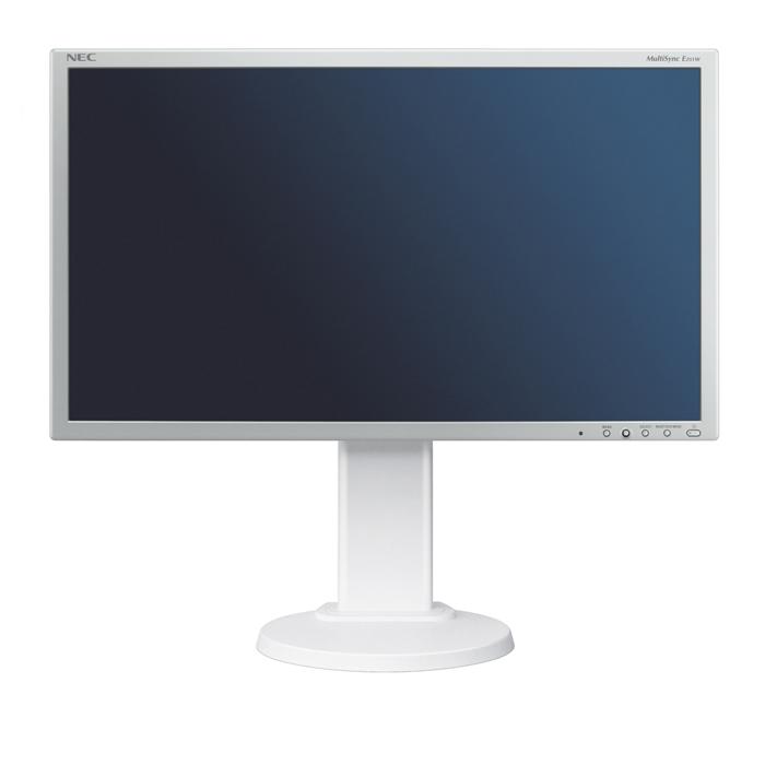 Монитор ЖК NEC Multisync E201W 20.1″ white VGA DVI DisplayPort