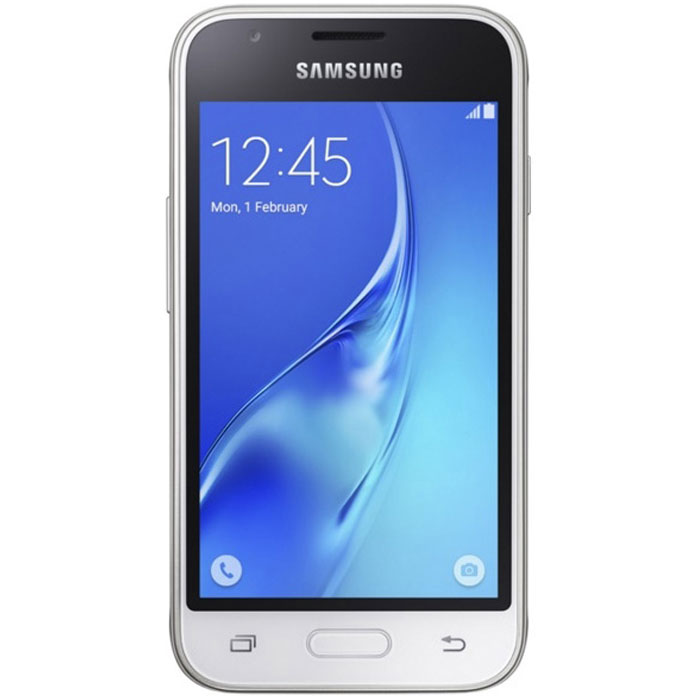 Смартфон Samsung Galaxy J1 mini (2016) SM-J105H 8Gb белый