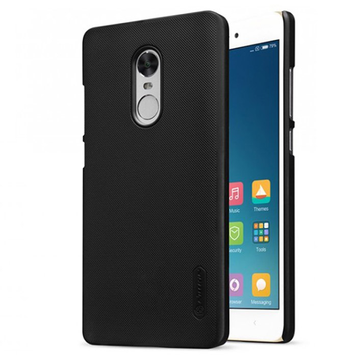 Чехол Nillkin Super Frosted Shield Case для Xiaomi Redmi Note 4X, черный