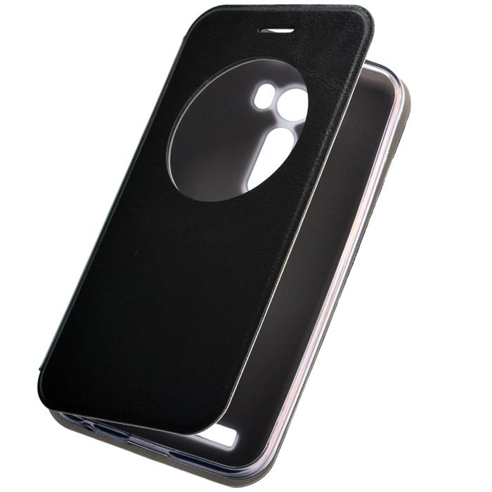 Чехол skinBOX Lux AW для Asus ZenFone 2 Laser ZE550KL черный