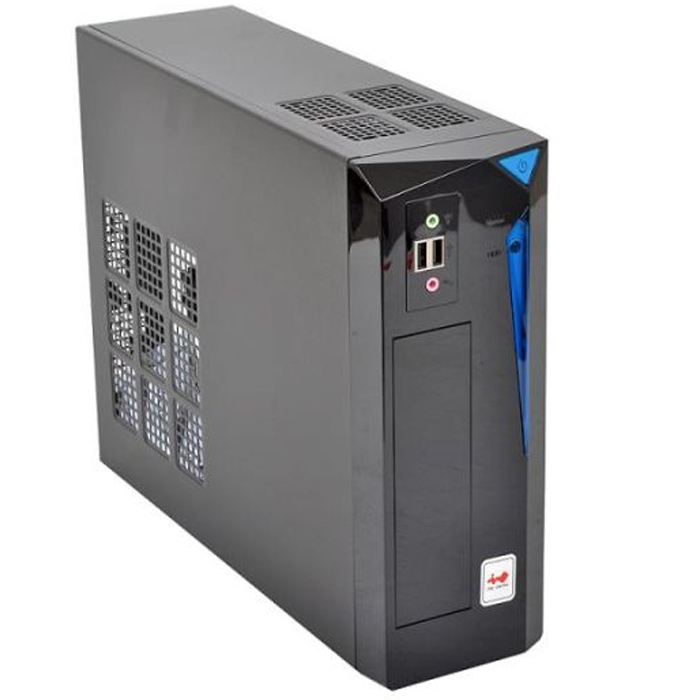 Корпус Mini-ITX Inwin ( BP655BL ) 200W Black