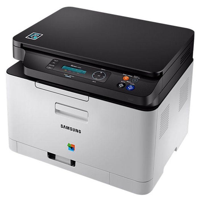 МФУ Samsung Xpress C480 лазерное цветное