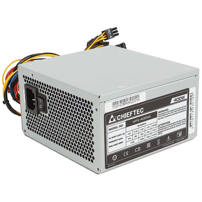 Блок питания Chieftec 400W ( HPS-400NS )