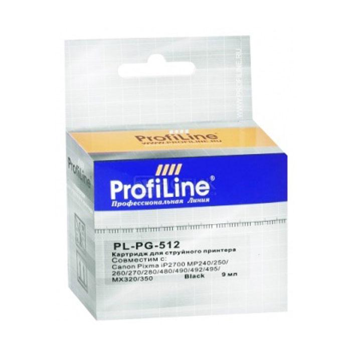 Картридж ProfiLine PL-PG-512