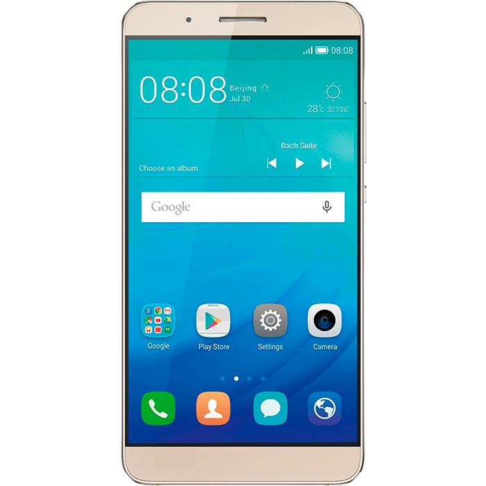 Смартфон Huawei ShotX золотой