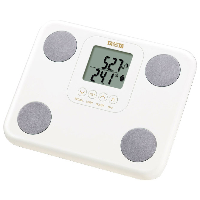 Весы Tanita BC-730 белые