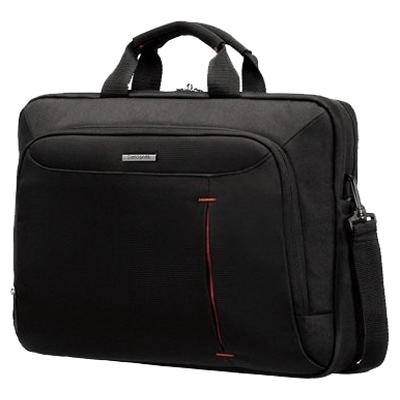 Сумка для ноутбука 13.3″ Samsonite 88U*001*09 Guardit Bailhandle, черная, нейлон с защитой от воды