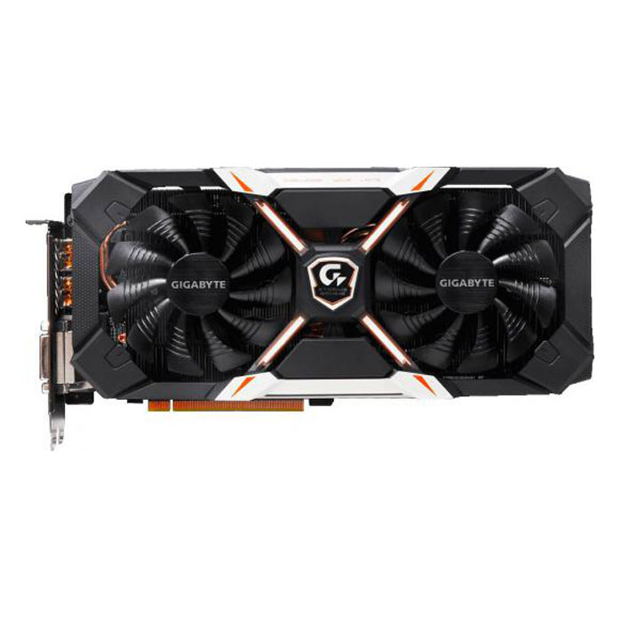 Видеокарта PCI-E GIGABYTE GeForce GTX 1060 6144Mb, GV-N1060AORUS X-6GD 6144Mb GDDR5 Ret