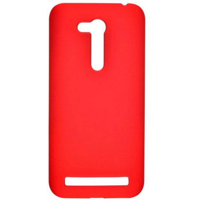 Чехол skinBOX 4People Shield case для Asus ZenFone Go ZB452KG/ZB450KL красный
