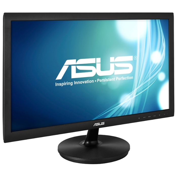 Монитор ЖК ASUS VS228DE 21.5″ black VGA
