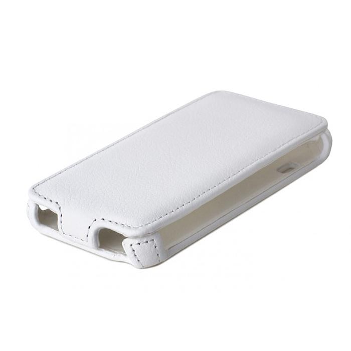 Чехол iBox Premium для LG E450 Optimus L5 II, белый