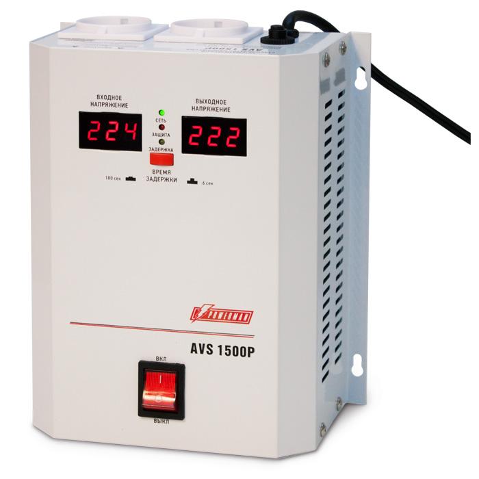 Стабилизатор Powerman AVS1500P