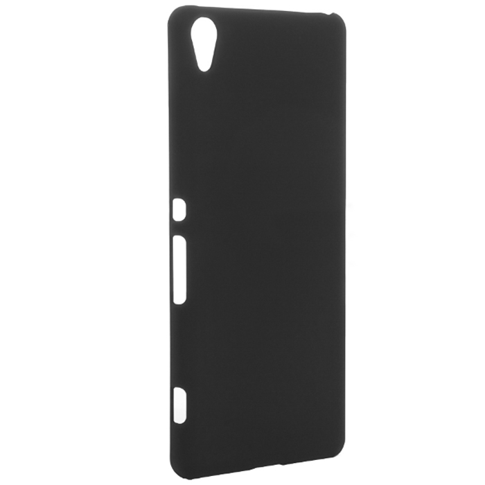 Чехол SkinBox 4People Shield case для Sony F3111/F3112 Xperia XA черный