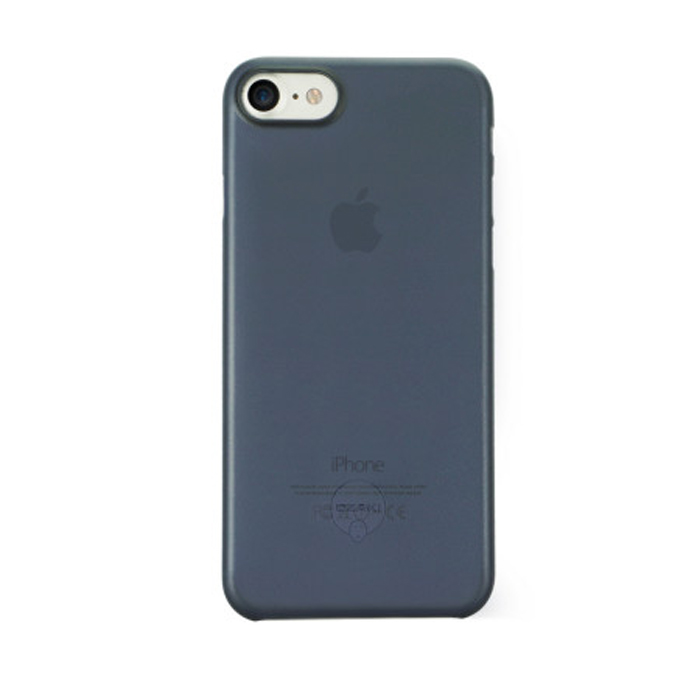 Чехол Ozaki O!coat 0.3 Jelly для iPhone 7, темно-синий