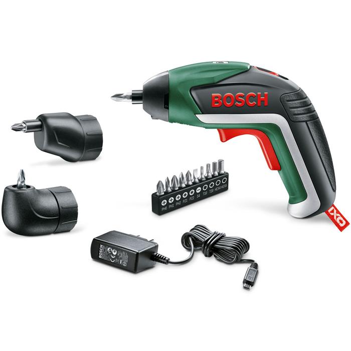 Аккумуляторная отвертка Bosch IXO 5 set 06039A8022