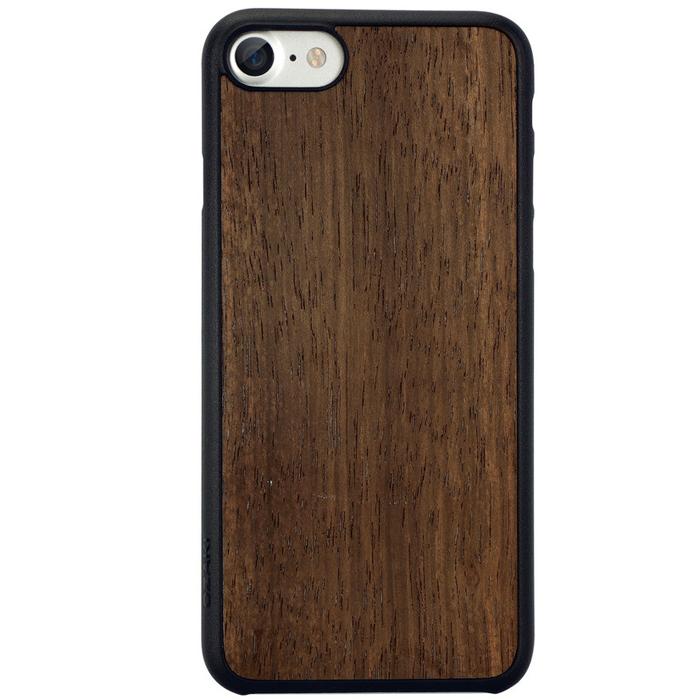 Чехол Ozaki O!coat 0.3 Wood для iPhone 7, темно-коричневый