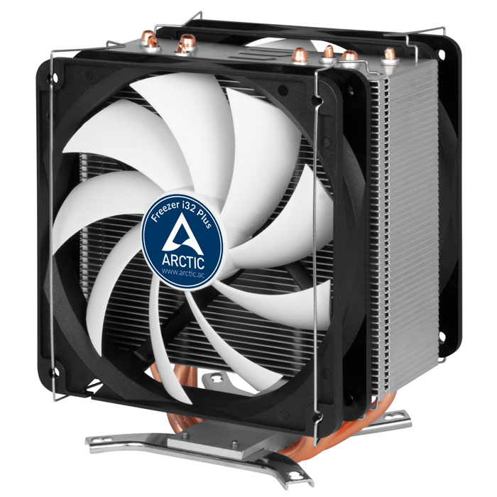 Устройство охлаждения(кулер) Arctic Cooling Freezer i32 Plus 1156/1150/1155/1151/2011 ( ACFRE00026A )