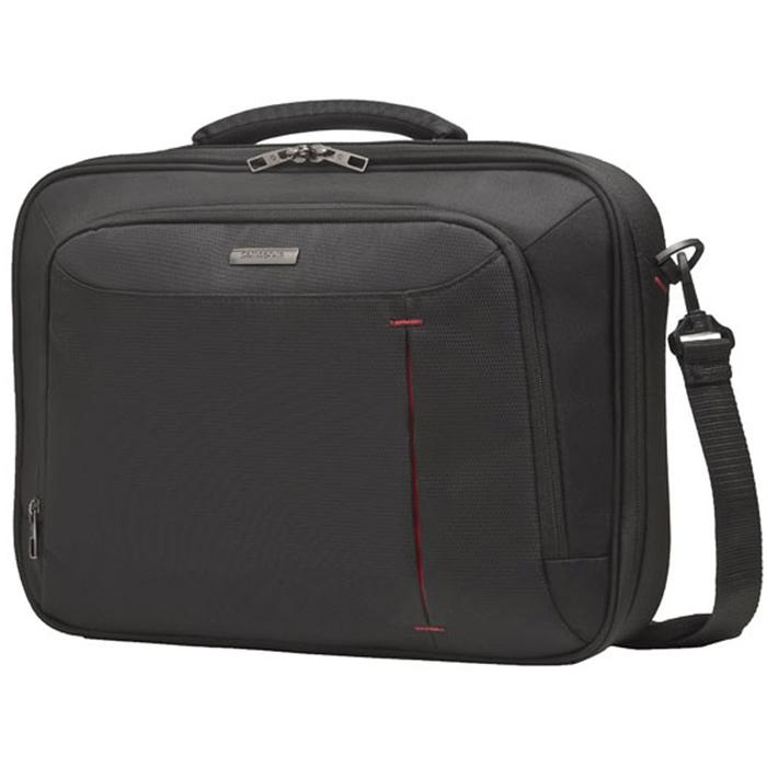 Сумка для ноутбука 16″ Samsonite 88U*007*09, черная, нейлон
