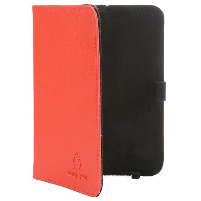 """Чехол для электронной книги Pocketbook с диагональю 6"""", красный"""