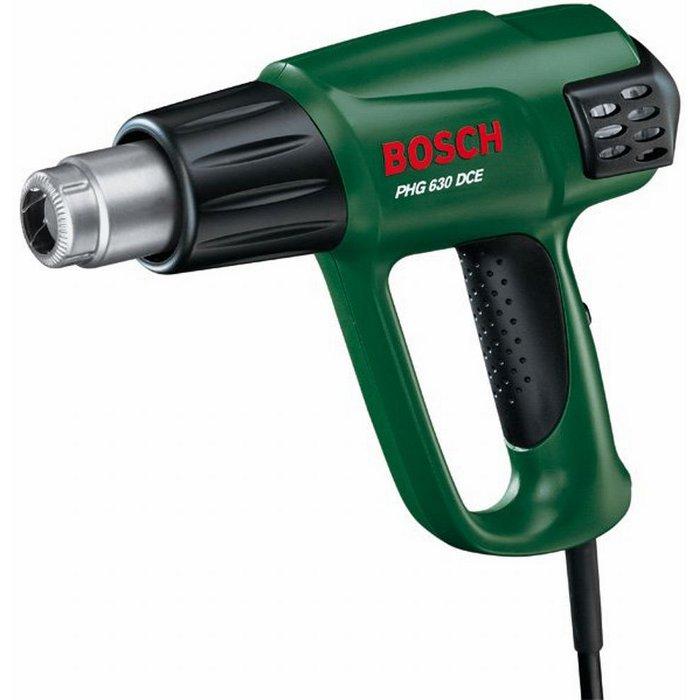 Технический фен Bosch PHG 630 DCE