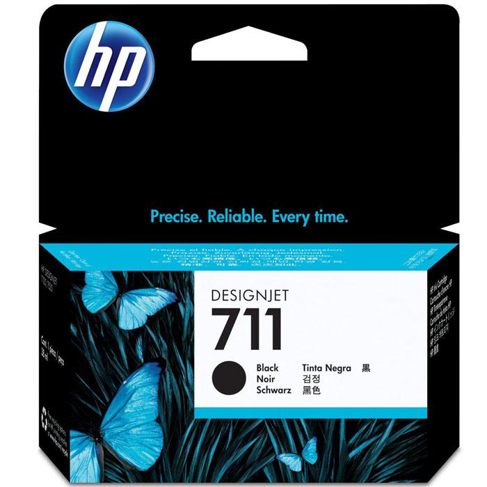 Картридж HP CZ129A №711 Black
