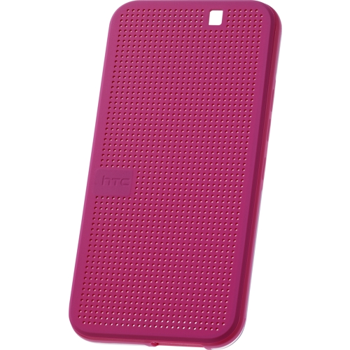 Чехол HTC Dot pink для HTC One M9, розовый