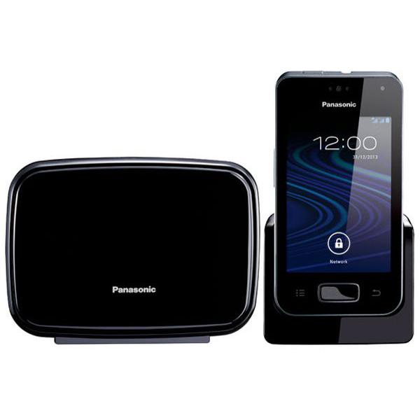 Телефон Dect Panasonic KX-PRX150RUB