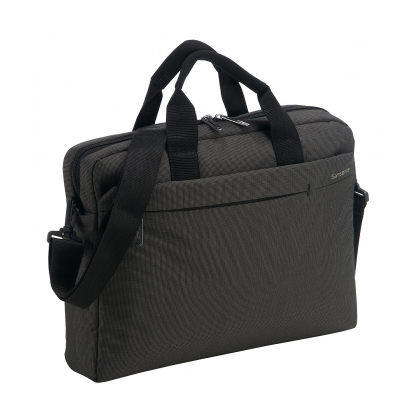 Сумка 14″ Samsonite 41U*003*08 темно-серый
