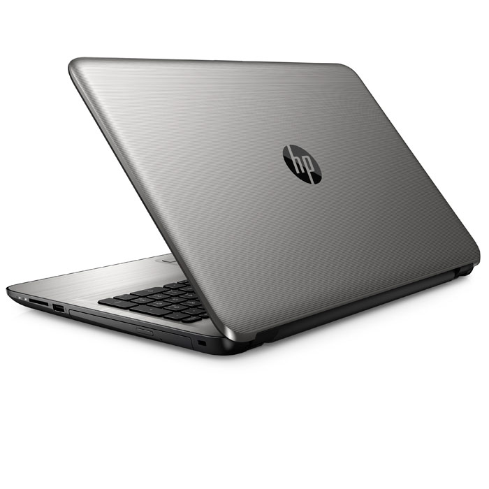 Ноутбук 15,6″ HP 15-ay548ur Intel N3710/4Gb/500Gb/AMD R5 M430 2Gb/15.6″/Win10 серебристый ( Z9B20EA )