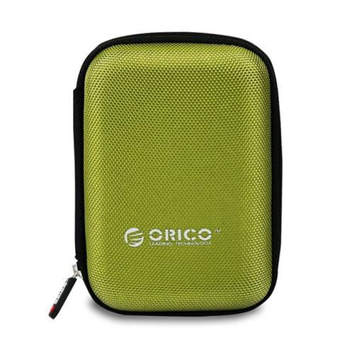 Чехол Orico PHD-25 для жесткого диска 2.5″ зеленый