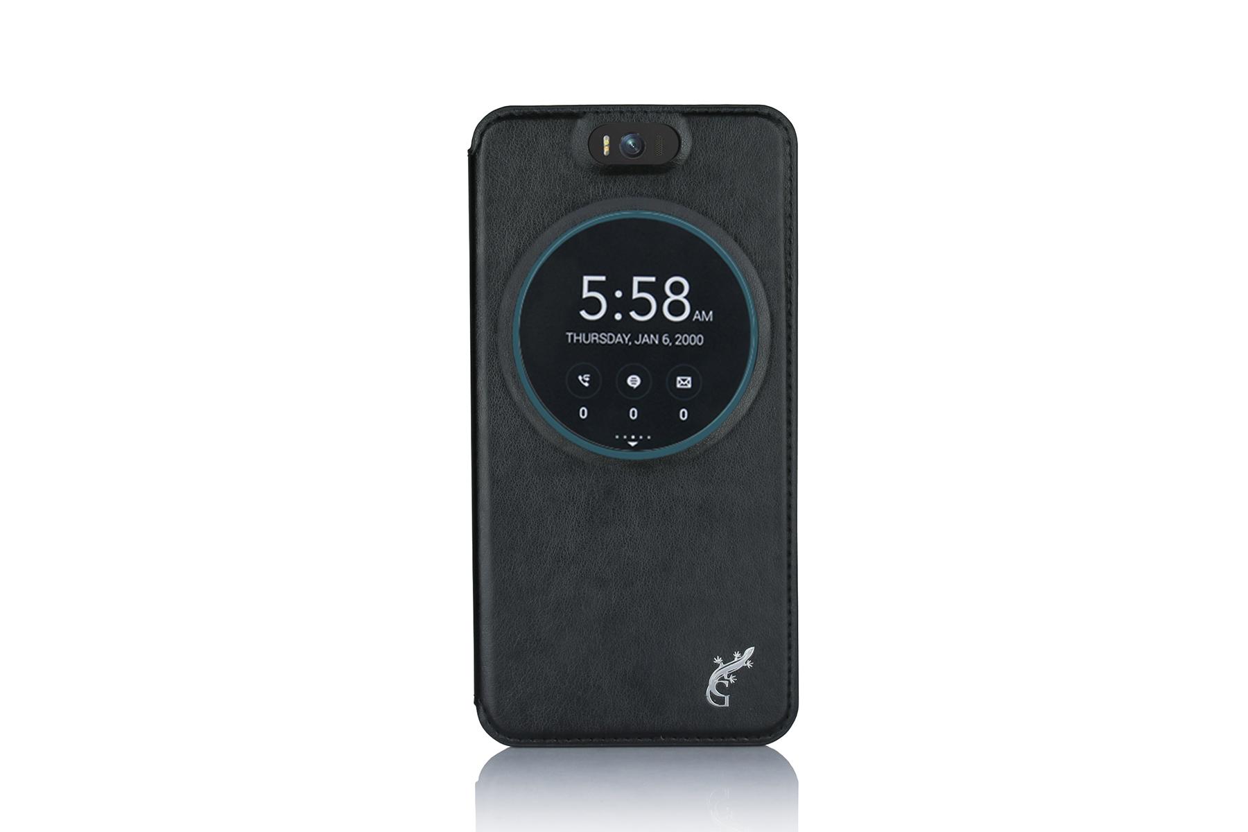Чехол G-case Slim Premium для Asus ZenFone Selfie ZD551KL черный