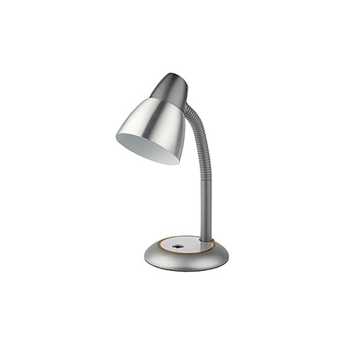 Светильник настольный ЭРА N-115-E27-40W-GY серый