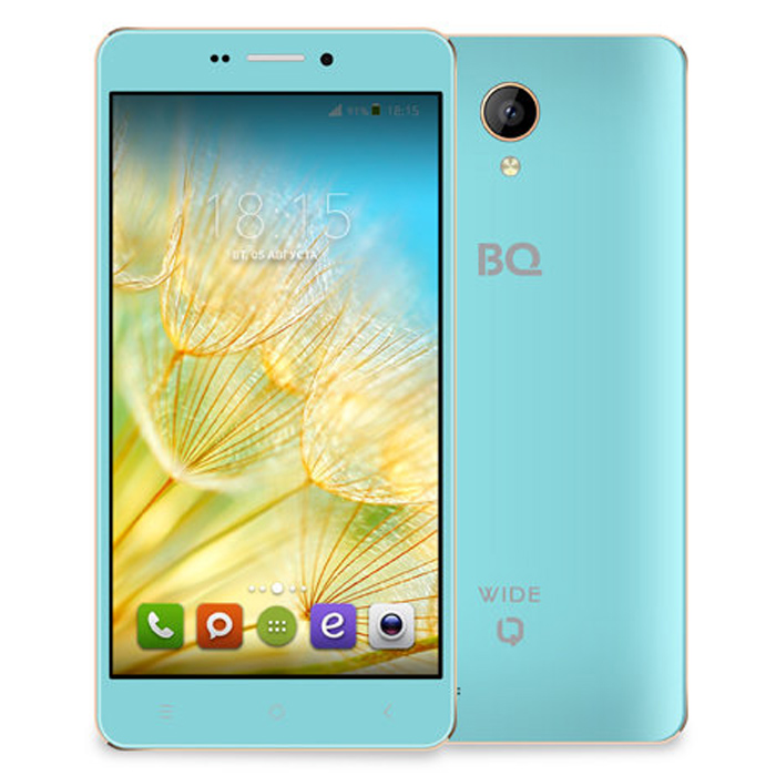 Смартфон BQ Mobile BQS-5515 Wide Tiffany Blue