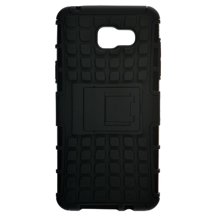 Чехол skinBOX Defender case для Samsung Galaxy A3 (2016) SM-A310F, черный