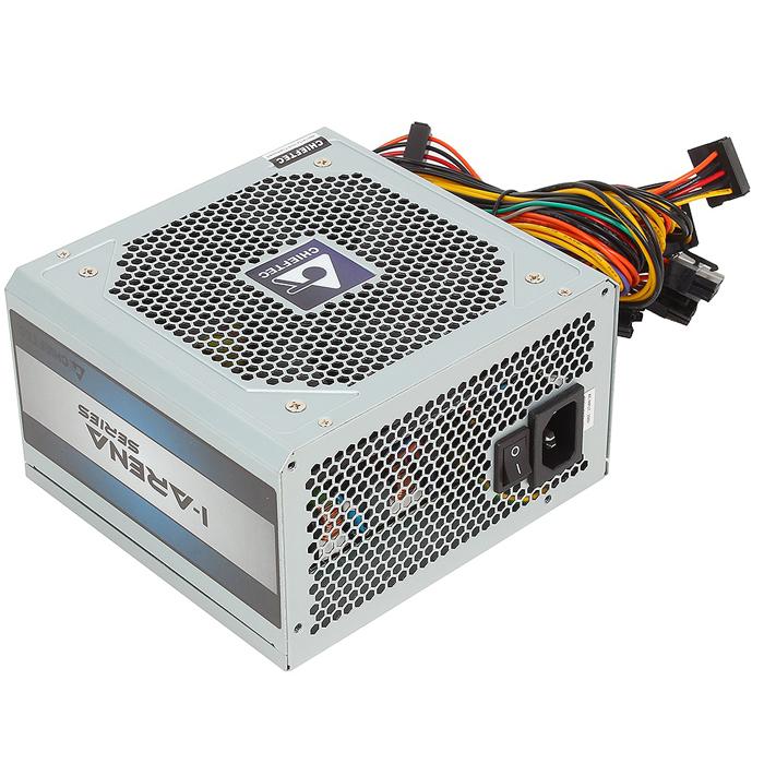 Блок питания Chieftec iArena 600W ( GPC-600S ) Oem