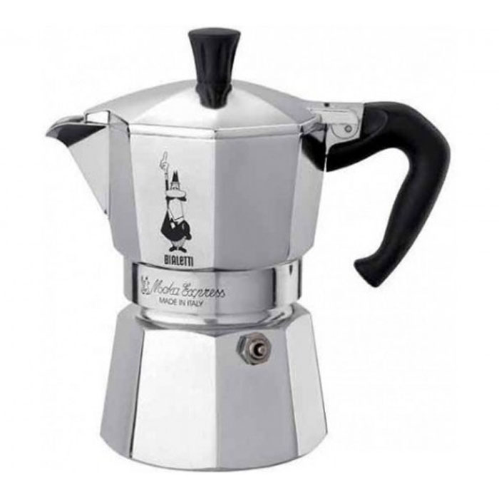 Гейзерная кофеварка Bialetti Moka Express 4 порций 1165