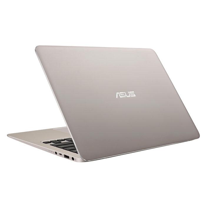 Ультрабук 13.3″ Asus Zenbook UX305UA Core i5 6200U/4Gb/128Gb SSD/13.3″/Cam/Win10 золотистый ( 90NB0AB5-M02370 )