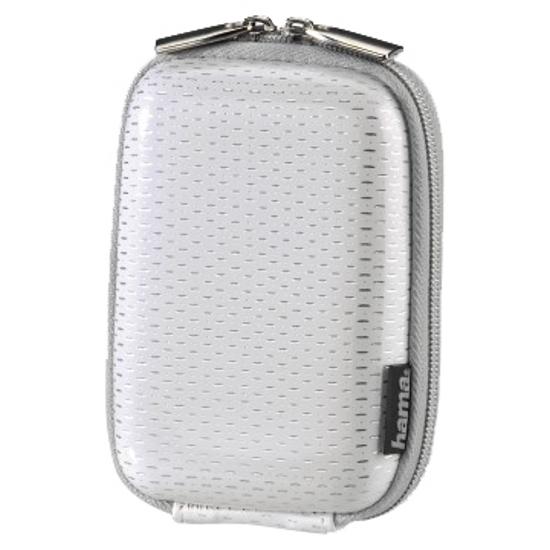 Чехол для фотокамеры Hama Glossy 40G белый 6x2,5x9,5 (100/1800) ( 023155 )