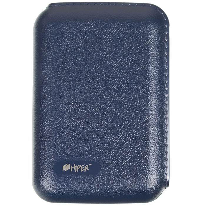 Внешний аккумулятор универсальный HIPER SP7500 7500mAh темно-синий