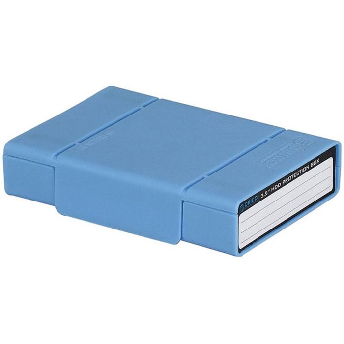 Чехол Orico PHB-35 для жесткого диска 3.5″ синий