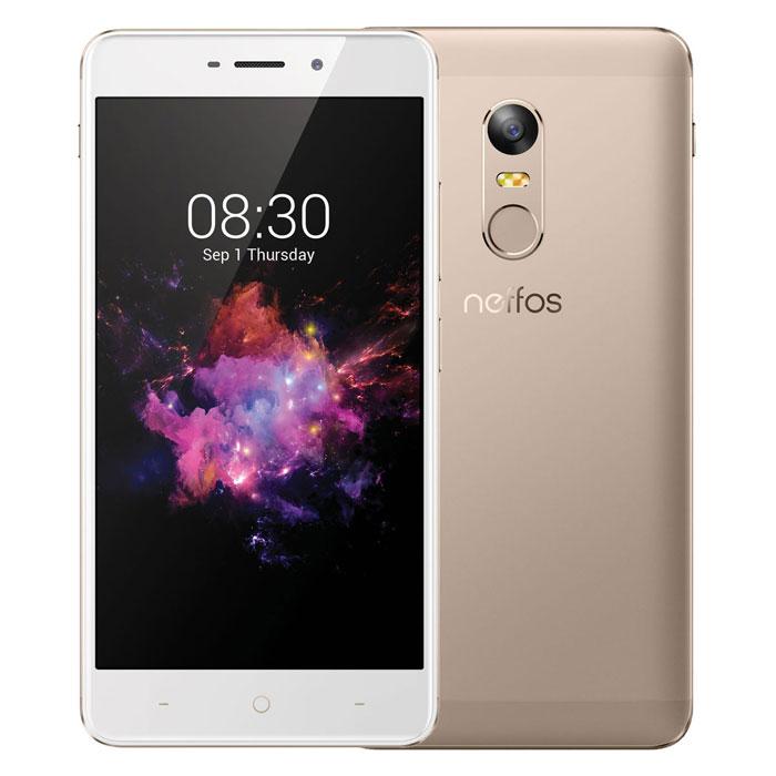 Сотовый телефон Neffos X1 16Gb Gold