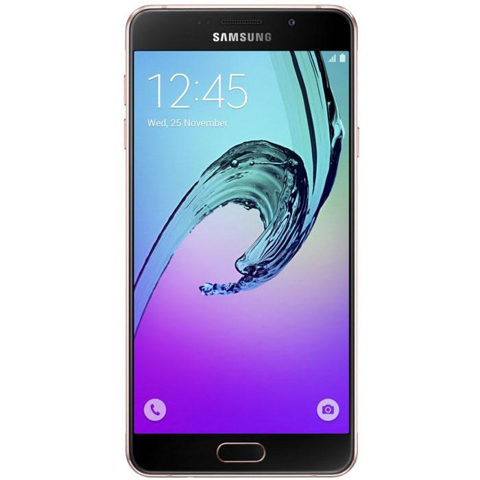 Смартфон Samsung Galaxy A3 SM-A310F Pink