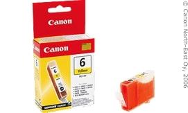 Картридж Canon BCI-6Y