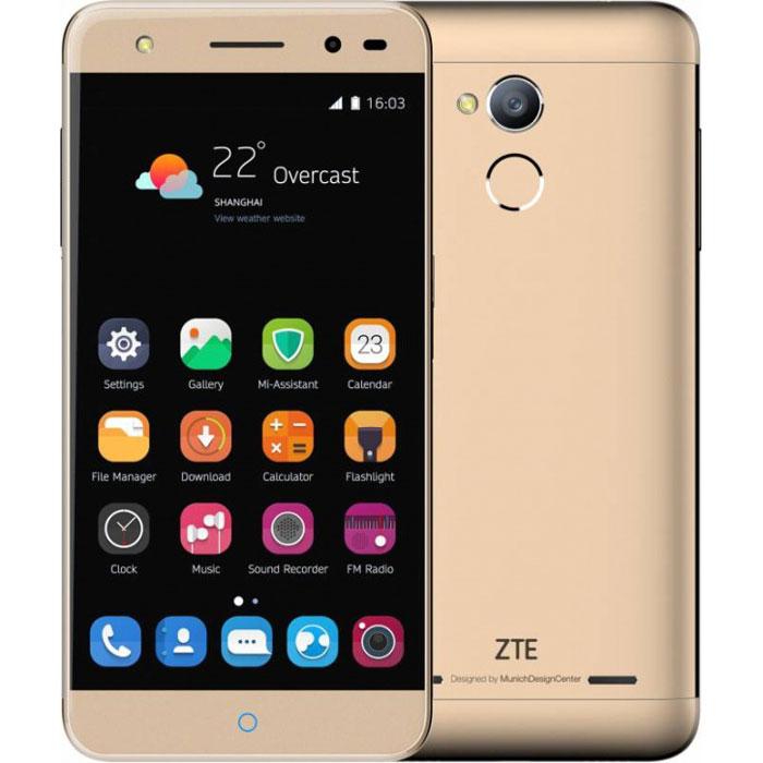Смартфон ZTE Blade V7 Lite 4G Gold