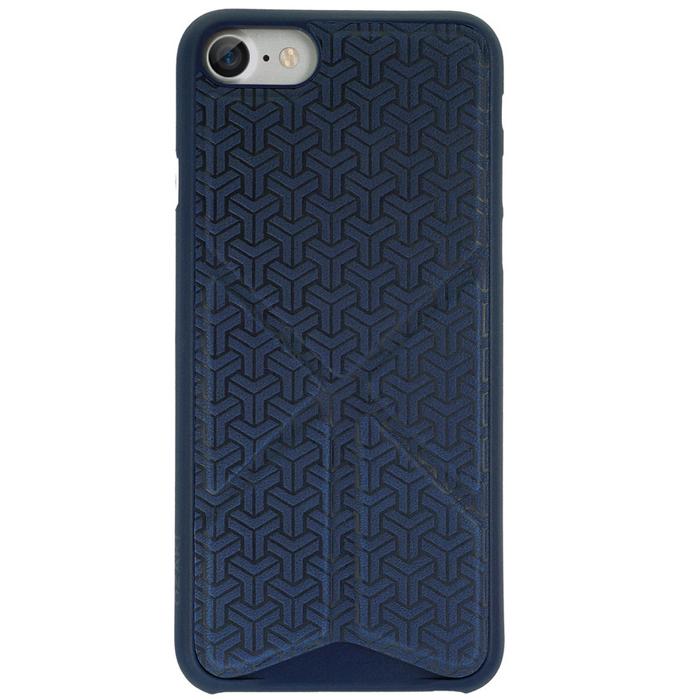Чехол Ozaki O!coat 0.3 Totem Versatile для iPhone 7, темно-синий