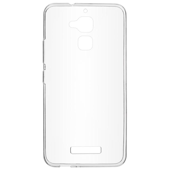 Чехол skinBOX slim silicone для Asus ZenFone 3 Max ZC520TL прозрачный