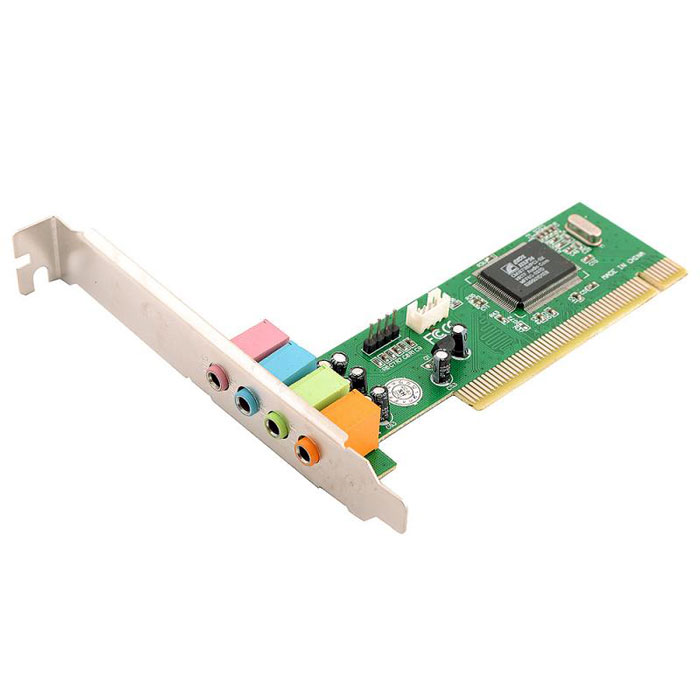 Звуковая карта PCI C-Media 8738/8738SX 4channel ( 14871 )