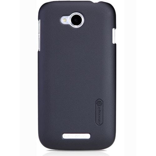 Чехол для Lenovo ideaphone A706 Nillkin Super Frosted Shield черный T-N-LA706-002