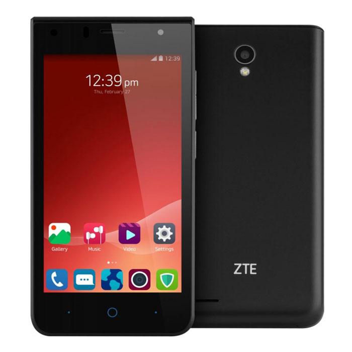 Смартфон ZTE Blade A210 Black