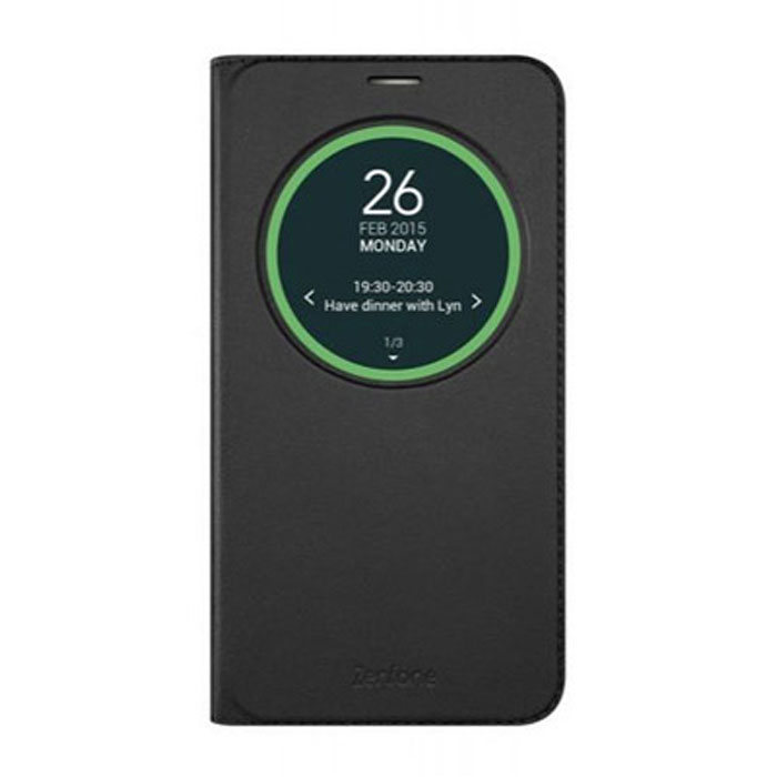 Чехол Asus View Flip Cover для Asus ZenFone Go TV G550KL/ZB551KL черный